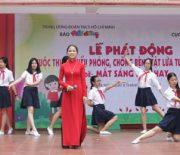 Phát động cuộc thi Tìm hiểu phòng, chống bệnh tật lứa tuổi học đường