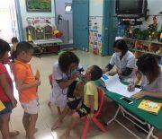 Gần 96% học sinh các cấp quận Hà Đông được khám sức khỏe định kỳ