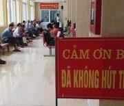Bệnh viện đa khoa huyện Quốc Oai xây dựng môi trường không khói thuốc