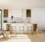 Xu hướng thiết kế chung cư phong cách tối giản hiện nay
