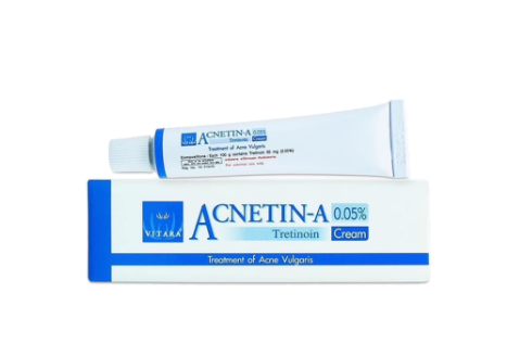 Kem trị mụn Acnetin A