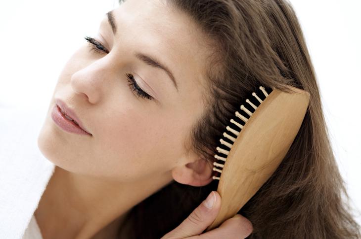chăm sóc tóc mỗi ngày