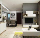 Mẫu chung cư mini đẹp với phong cách thiết kế hiện đại