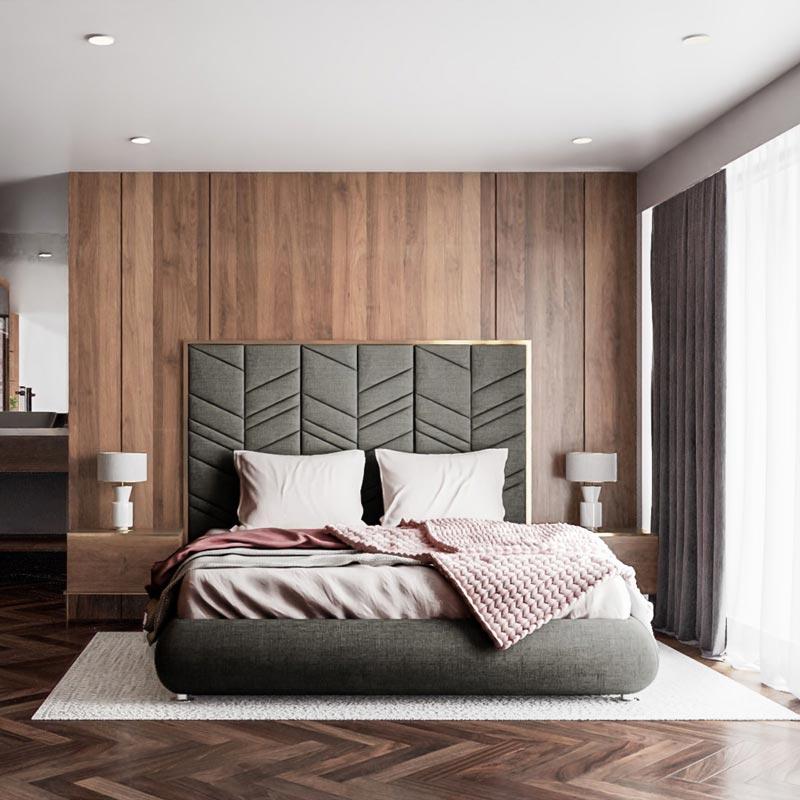 phòng ngủ duplex