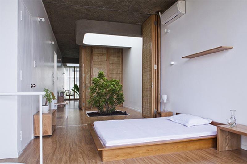 vật liệu sử dụng trong phong cách Nhật