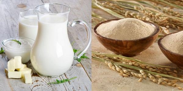 5 cách làm trắng da an toàn bằng sữa tươi không đường