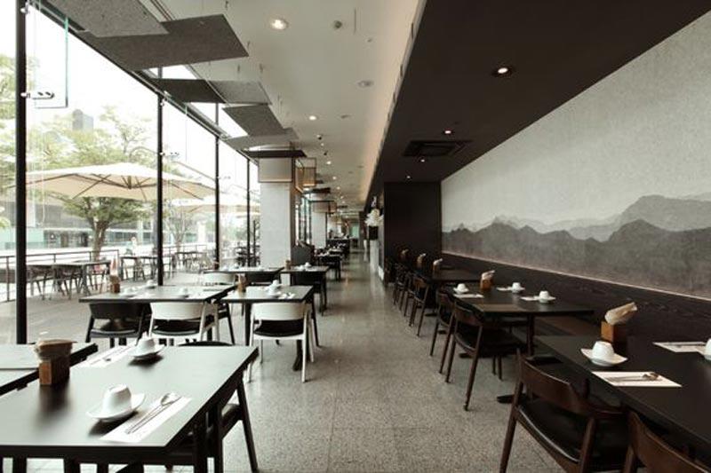 vì sao nên thiết kế nhà hàng món Hàn