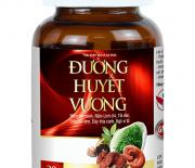 Lọ sản phẩm Đường Huyết Vương giúp giảm đường huyết hiệu quả