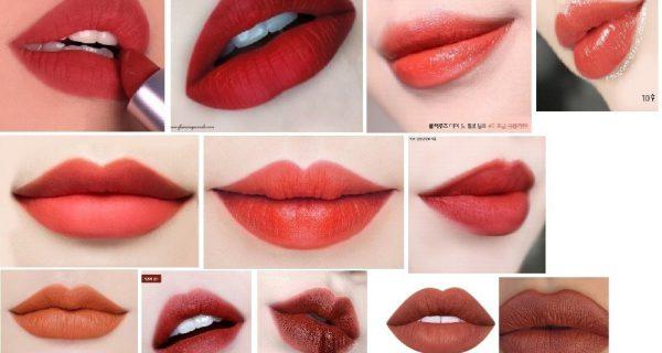 Hướng dẫn chọn màu son môi phù hợp với tone da